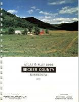 Title Page, Becker County 1975